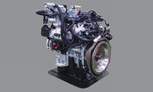 15/18/20 L-7M Powerful and efficient L4KB Engine