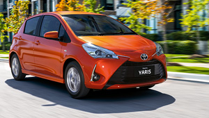 Yaris Better by design