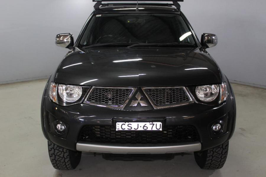 2013 My14 Mitsubishi Triton Mn My15 Utility For Sale In