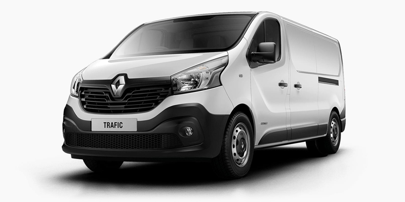 2017 Renault Trafic L2H1 Long Wheelbase Twin Turbo Van