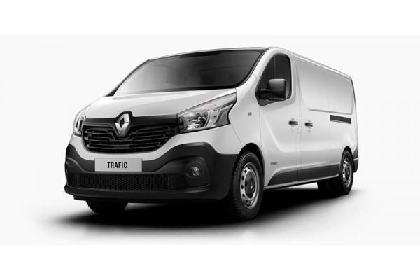 Renault Trafic Long Wheelbase Twin Turbo L2H1
