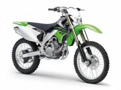 New Kawasaki 2017 KLX450R