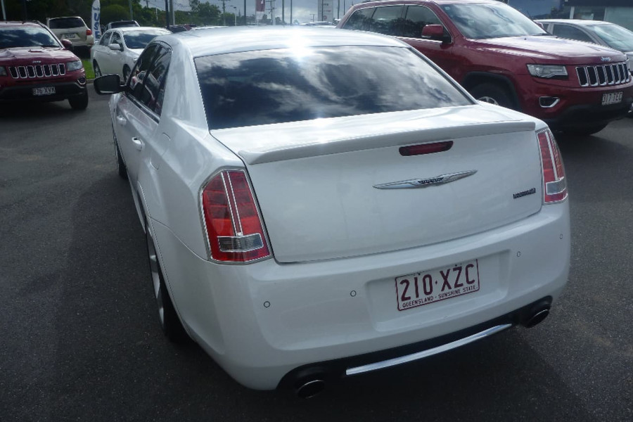 2012 MY13 Chrysler 300 LX SRT-8 Sedan