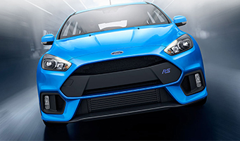 Focus RS Bi-Xenon Headlamps
