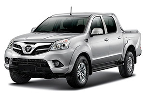 New Foton Tunland