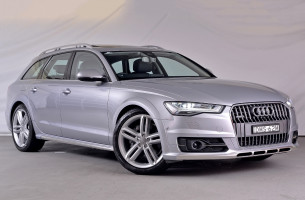 Audi A6 allroad 4G
