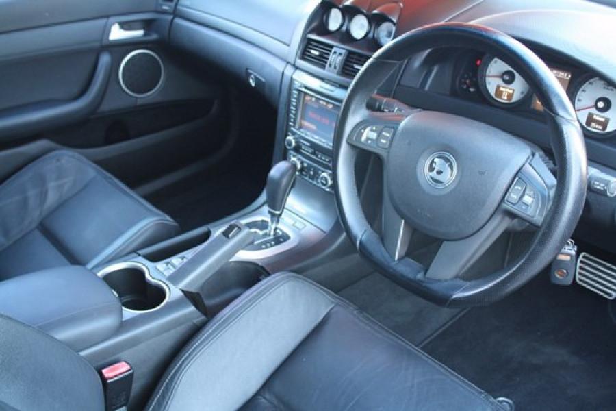 2009 Hsv Clubsport E Series  R8 Sedan
