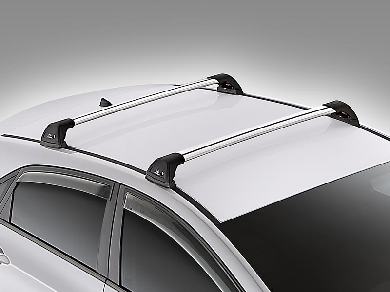 Whispbar Quiet roof racks.
