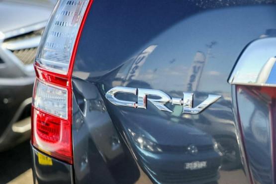 2010 MY Honda CR-V RE MY2010 4WD Wagon
