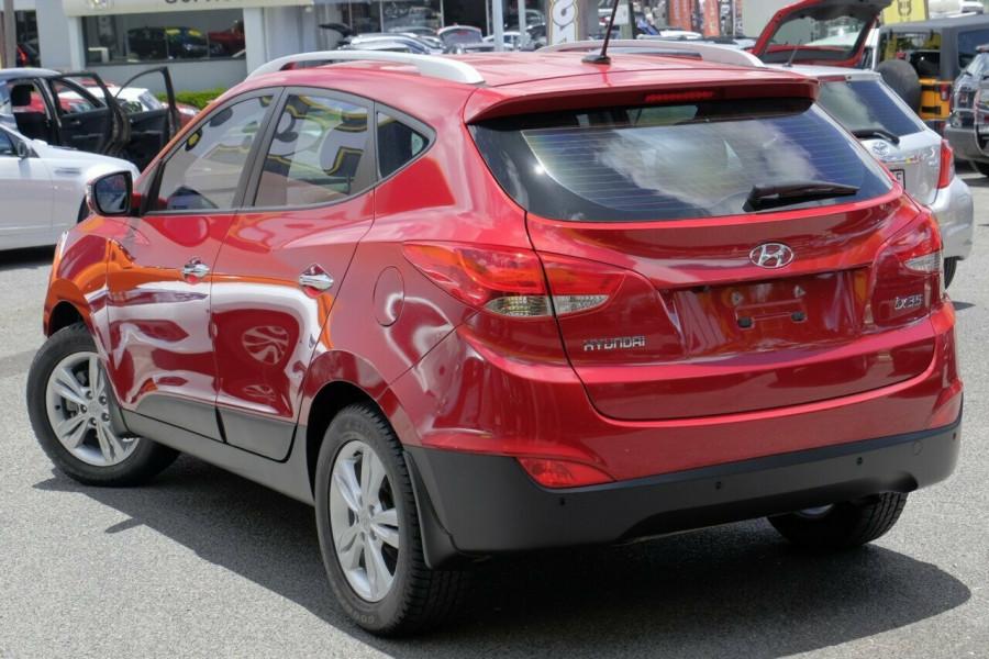 2012 Hyundai ix35 LM MY12 Elite AWD Wagon
