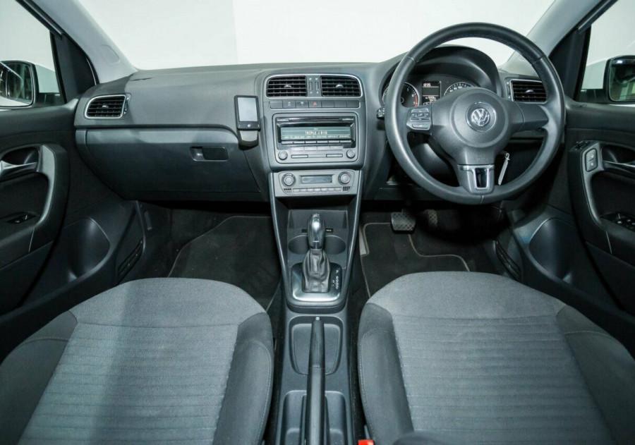 2013 MY14 Volkswagen Polo 6R MY14 77TSI DSG Comfortline Hatchback