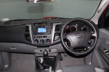 2011 Toyota HiLux KUN26R MY12 Utility