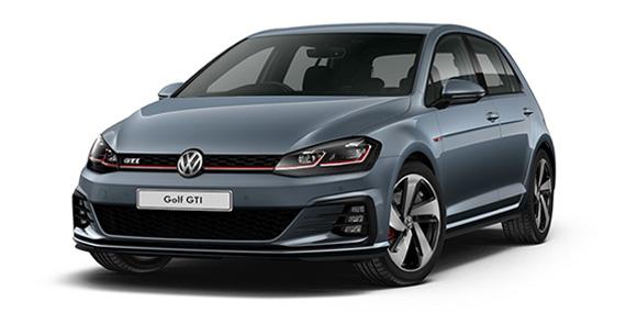 2017 Volkswagen Golf 7.5 GTi Hatchback