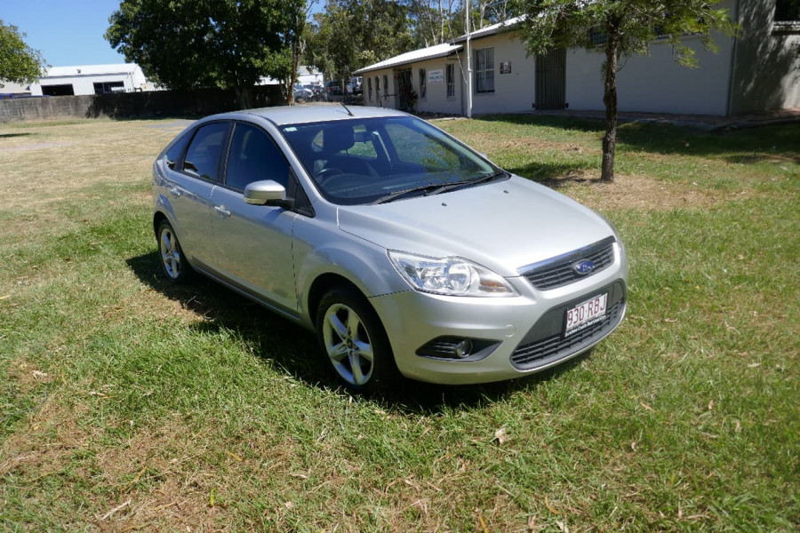 2010 Ford Focus LV Hatchback Hatchback