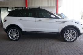 Land Rover Range Rover Evoque Tech L538  SD4 Pure