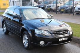 Subaru Outback B4A MY05