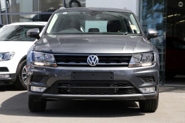 2017 Volkswagen Tiguan 5N Comfortline Wagon
