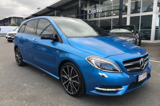 Mercedes-Benz B250 BLUEEFFICIENCY W246