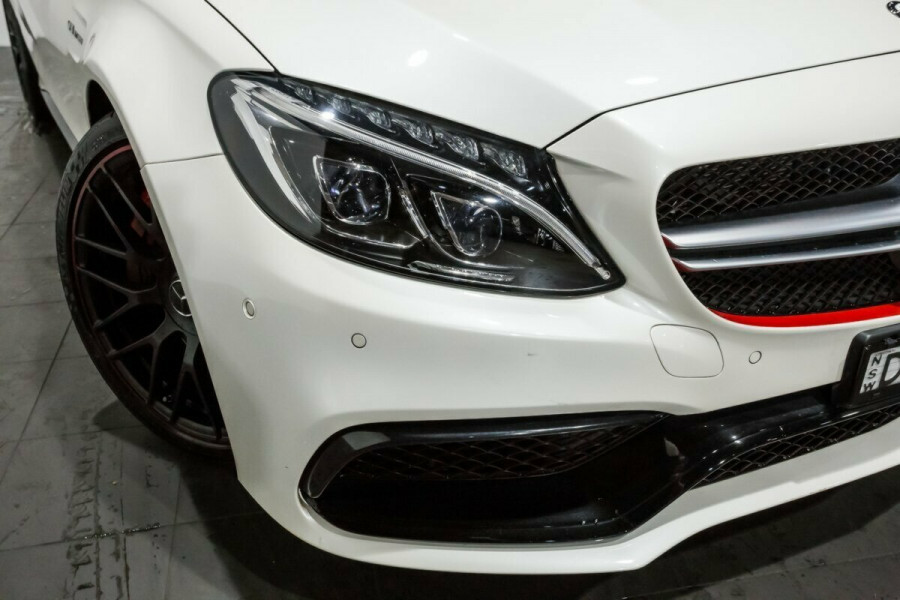 2015 Mercedes-Benz C63 S205 AMG Estate SPEEDSHIFT MCT S Wagon
