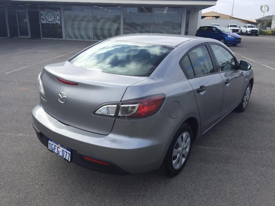 2011 MY10 Mazda 3 Used BL10F1  Neo Sedan