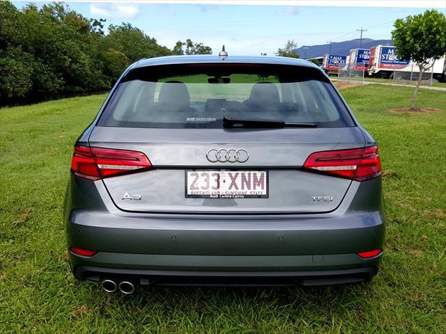 2016 MY17 Audi A3 Hatchback