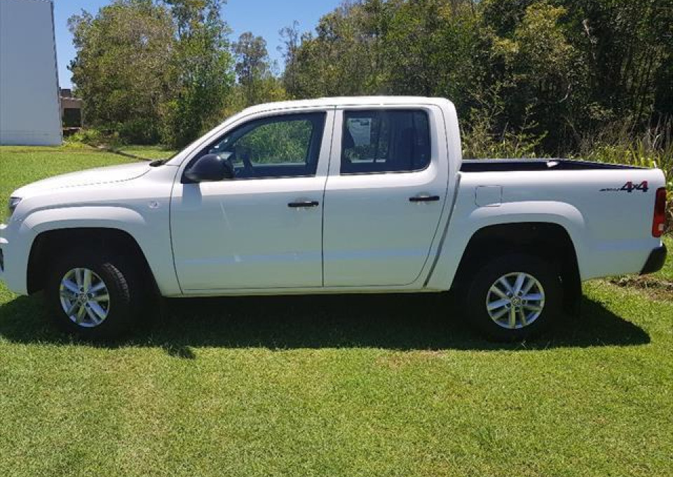 2016 MY17 Volkswagen Amarok 2H  TDI420 TDI420 - Core Cab chassis - dual cab