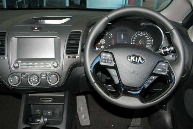 2017 MY18 Kia Cerato Sedan YD Sport Sedan