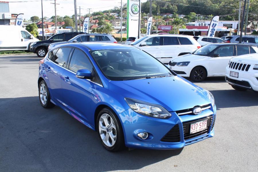 2012 Ford Focus LW MKII Sport Hatchback