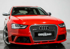 Audi RS4 Avant S tronic quattro B8 8K
