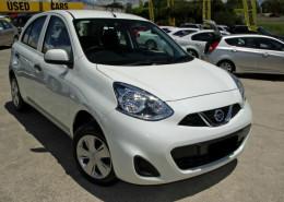 Nissan Micra ST K13 SERIES 4 MY