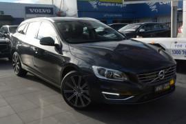 Volvo V60 T5 LUXURY (No Series) MY17