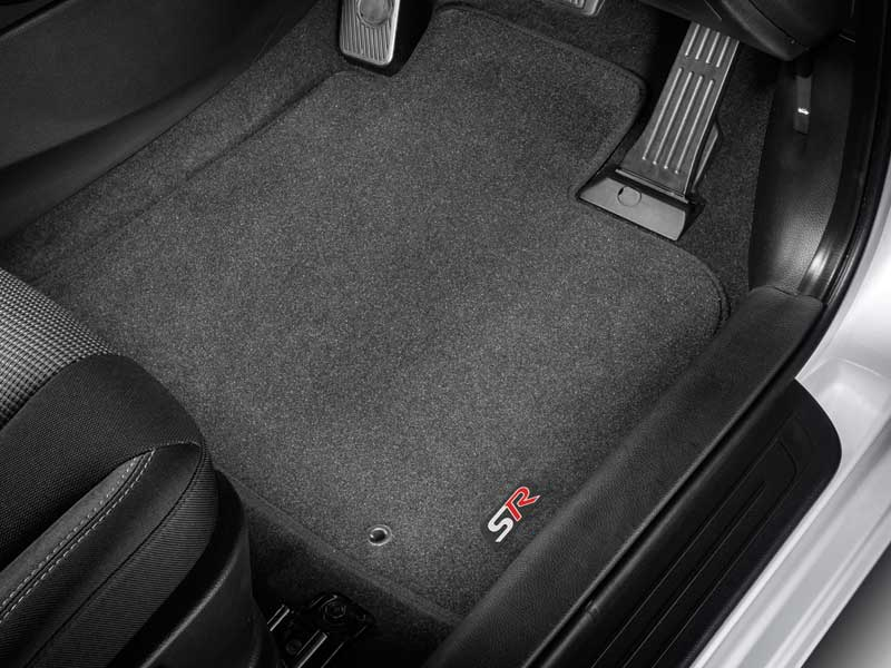 Tailored carpet SR floor mats (set of 4)