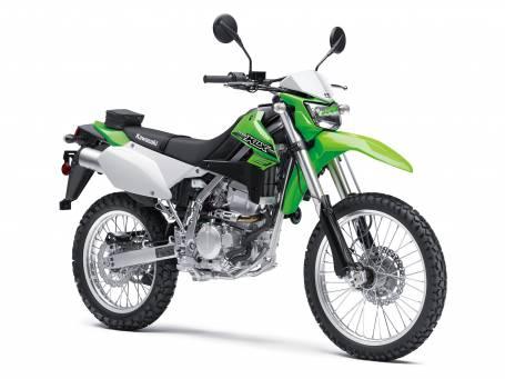 New 2017 KLX250S