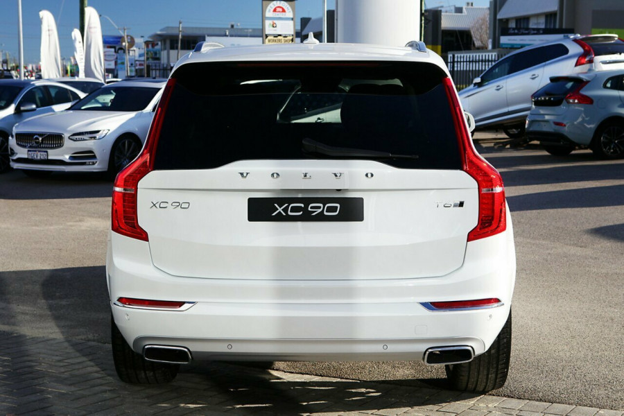 2017 volvo xc90 t6 inscription. 2017 Volvo XC90 L Series T6 Inscription Suv Xc90
