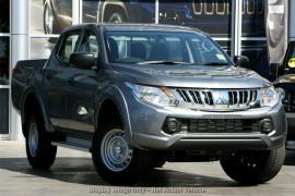 Mitsubishi Triton GLX Double Cab Pick Up 4WD MQ