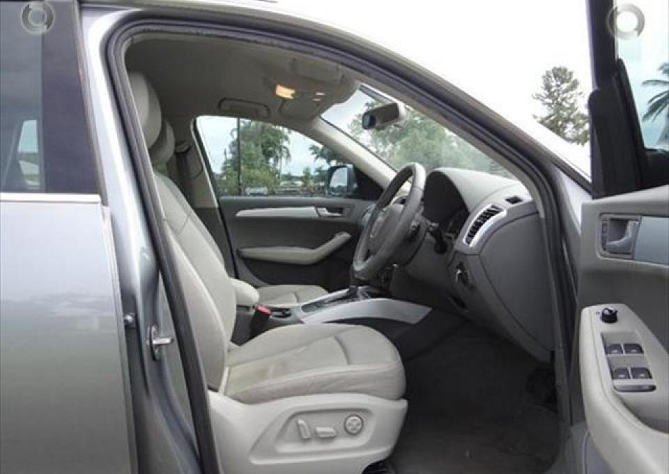2012 Audi Q5 8R  TDI Wagon