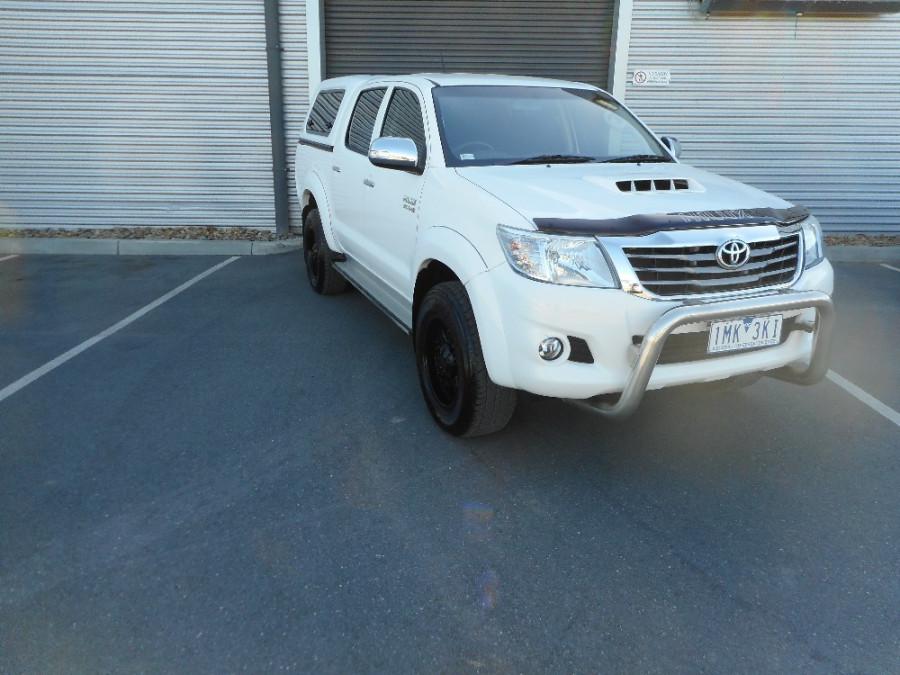 2014 Toyota HiLux KUN26R  SR Utility