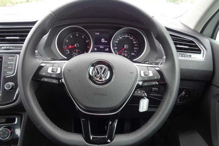 2017 Volkswagen Tiguan 5N Trendline Wagon