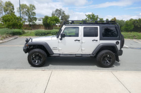 2011 Jeep Wrangler Softtop