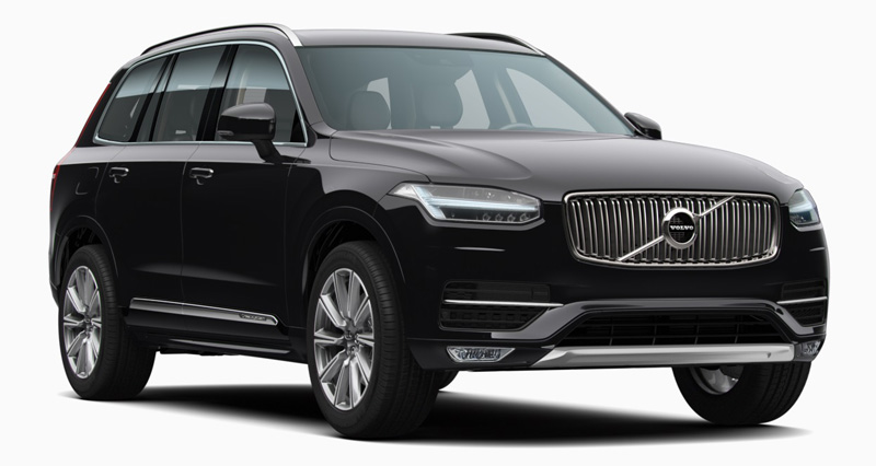 2016 Volvo XC90 L Series Inscription Wagon