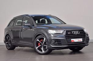 Audi Sq7 TDI 4M