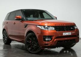 Land Rover Range Rover Sport SDV6 CommandShift HSE L494 15.5MY