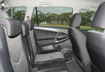 2012 MY Toyota RAV4 ACA38R MY12 CV 4x2 Wagon