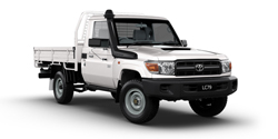 Single Cab Chassis WorkMate