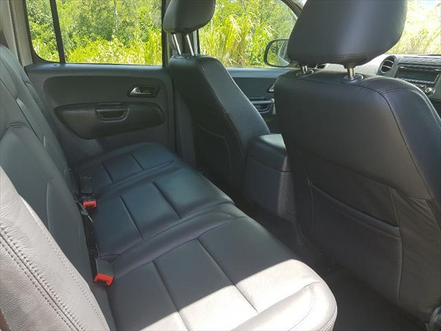 2014 Volkswagen Amarok 2H  TDI420 TDI420 - Trendline Utility - dual cab