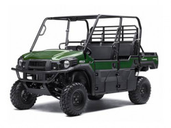 New Kawasaki 2017 Mule PRO-DXT EPS