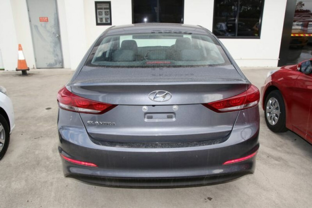 2017 Hyundai Elantra AD Elite Sedan