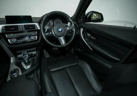 2015 BMW 340i F30 LCI M Sport Sedan