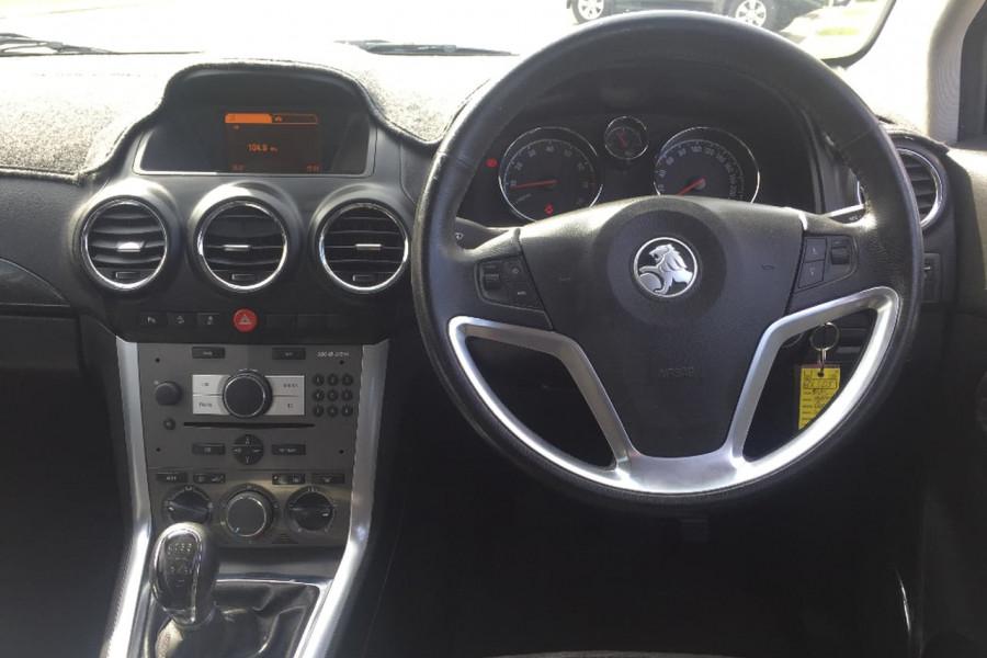 2011 Holden Captiva CG Series II 5 Wagon