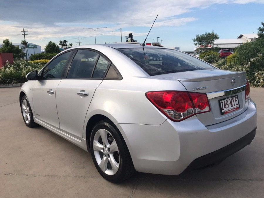 2011 Holden Cruze JH SERIES II  SRI Sedan
